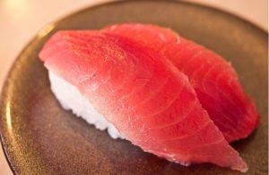 Суши из тунца