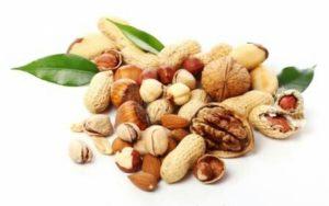 кальций и орехи