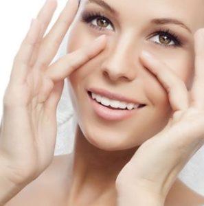 Антивозрастной крем для кожи вокруг глаз 40+ Источник