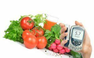 Сахарный диабет первого типа и питание