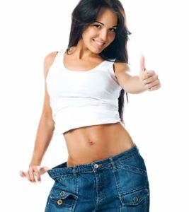 Похудение без лишений. Сжигаем жир