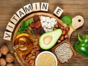 Витамин Е и здоровье человека