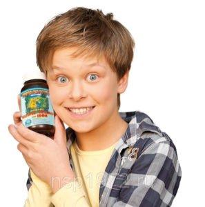 «Витазаврики» — жевательные витамины с железом для детей