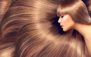 Для здоровых волос необходимо...