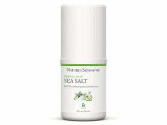 Шариковый антиперспирант-дезодорант Sea Salt