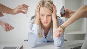 стресс, надпочечники