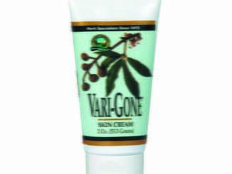 Противовоспалительный и противотромботический крем для ног «Vari-Gone»