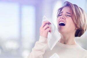 Аллергия Псевдоаллергия